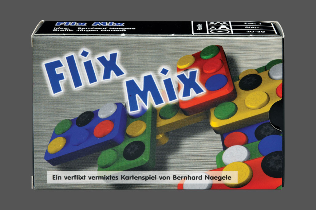 Flix Mix - Cover
