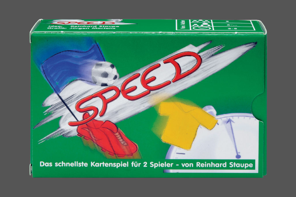 Speed Fußball - Cover